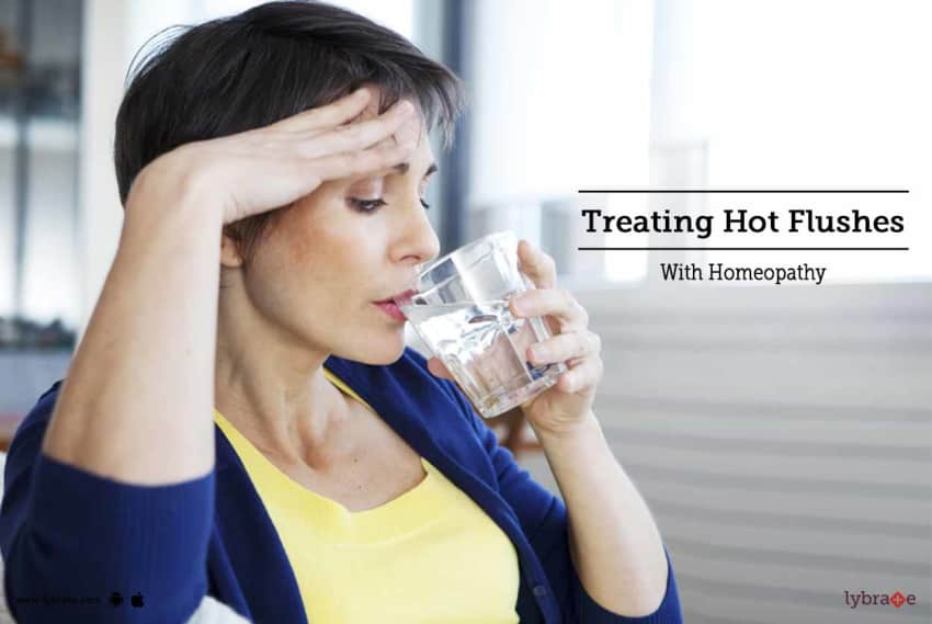 How to stop hot flushes