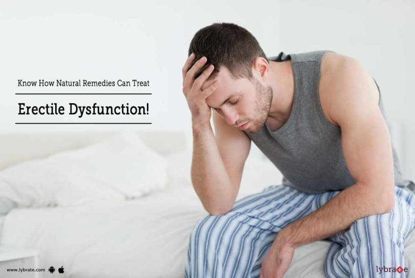 what type of doctor treats erectile dysfunction