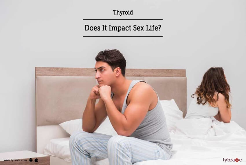 Drive and sex thyroid medication