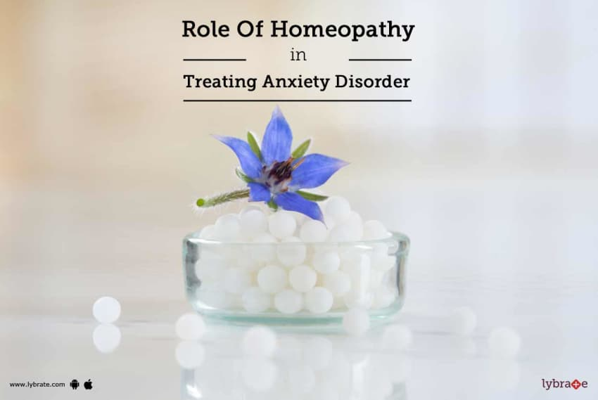 Getting Over Anxiety With Homeopathy - By Dr  Rahul Kolamkar