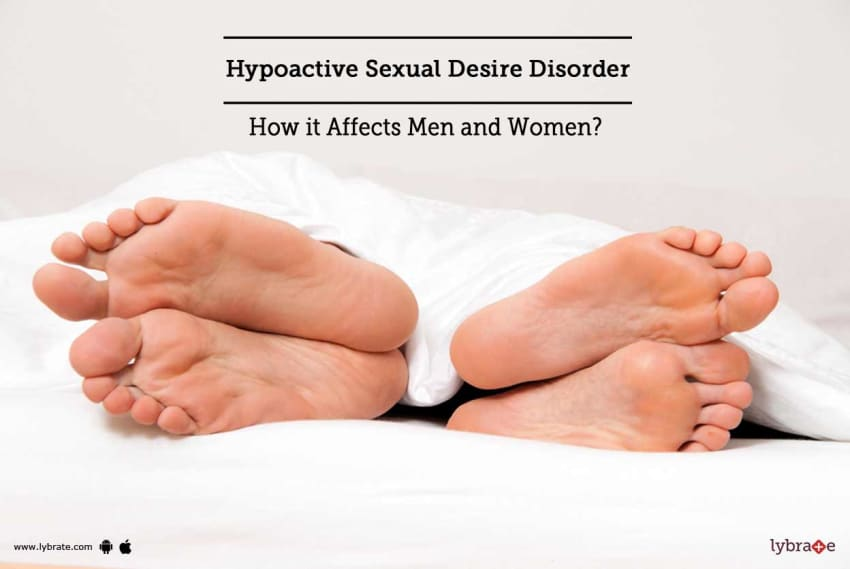 Hypoactive sexual desire disorder test
