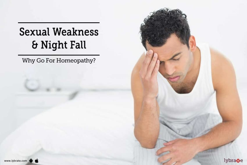 male sexual weakness