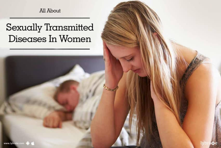 Sexually transmitted diseases in females