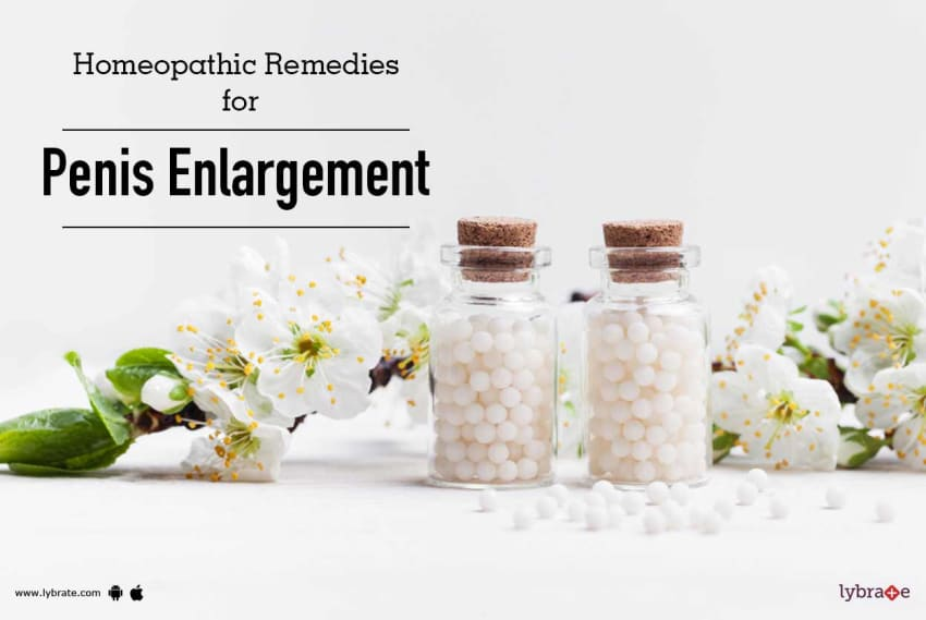 Homeopathic Remedies for Penis Enlargement - By Dr  Deepak