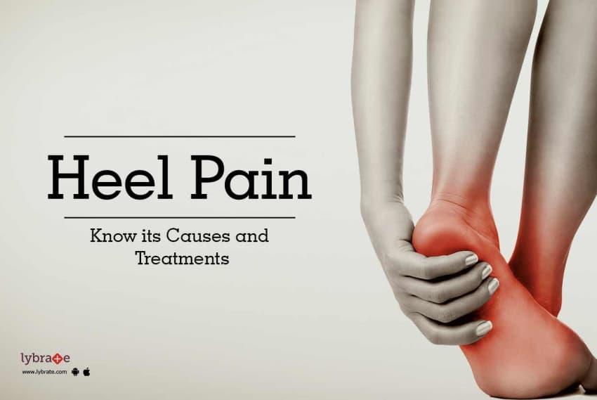 severe heel pain treatment