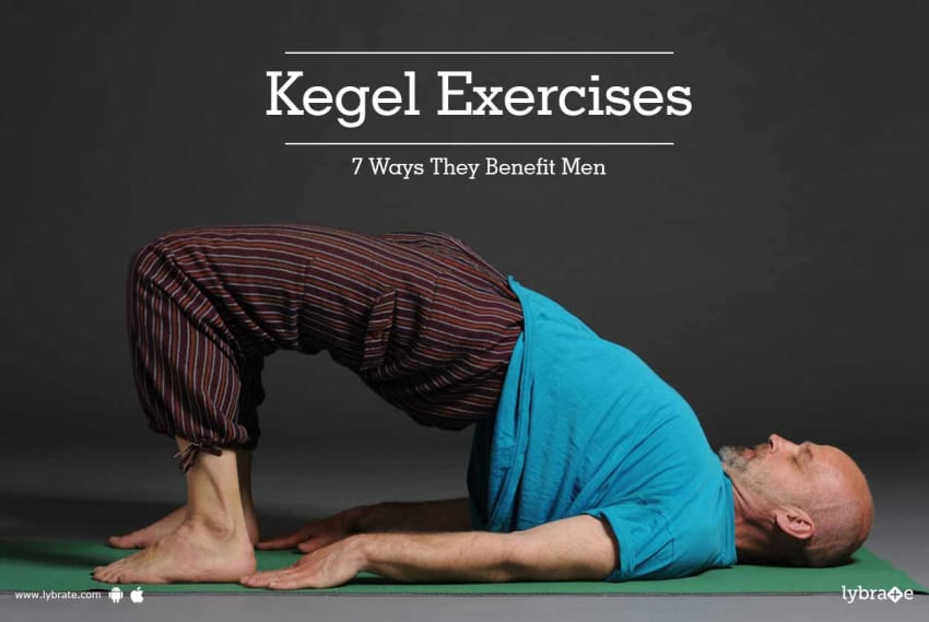 How to do a kegel exercise for men