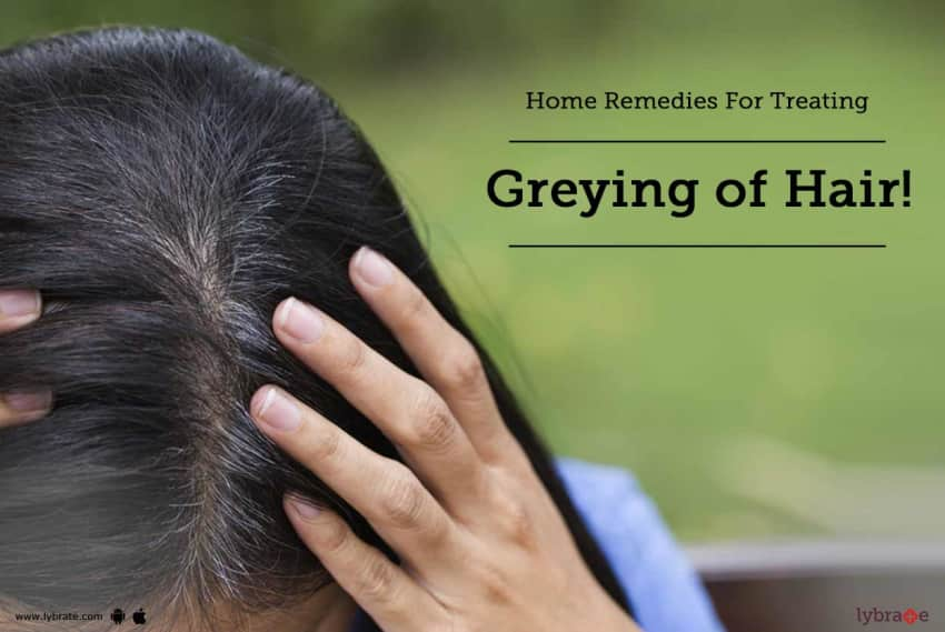 Cure For White Hairs In Teens By Dr Sanjeev Singare Lybrate