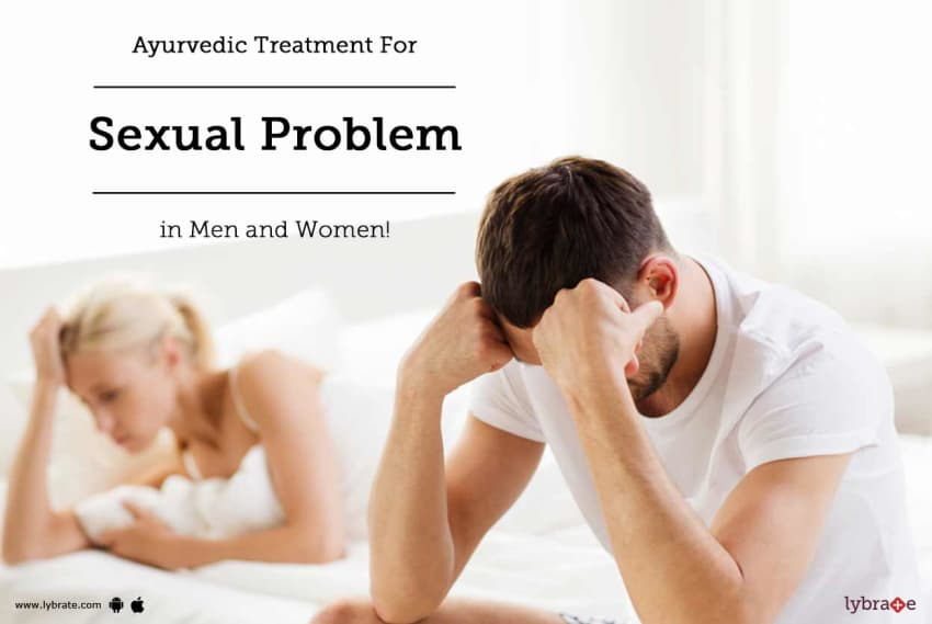 Sexual problem ayurvedic treatment