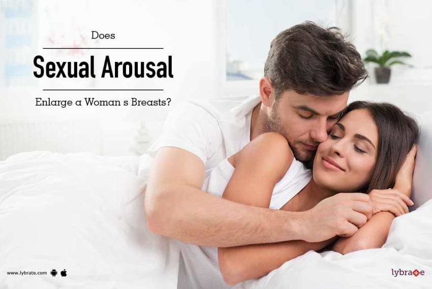 Signs of sexual arousal in men