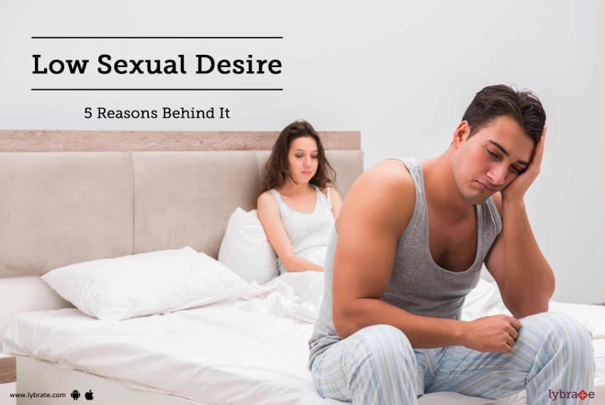 No sexual desire in bed