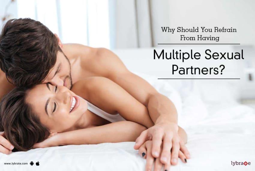 Agree, useful Mutliple sex partners