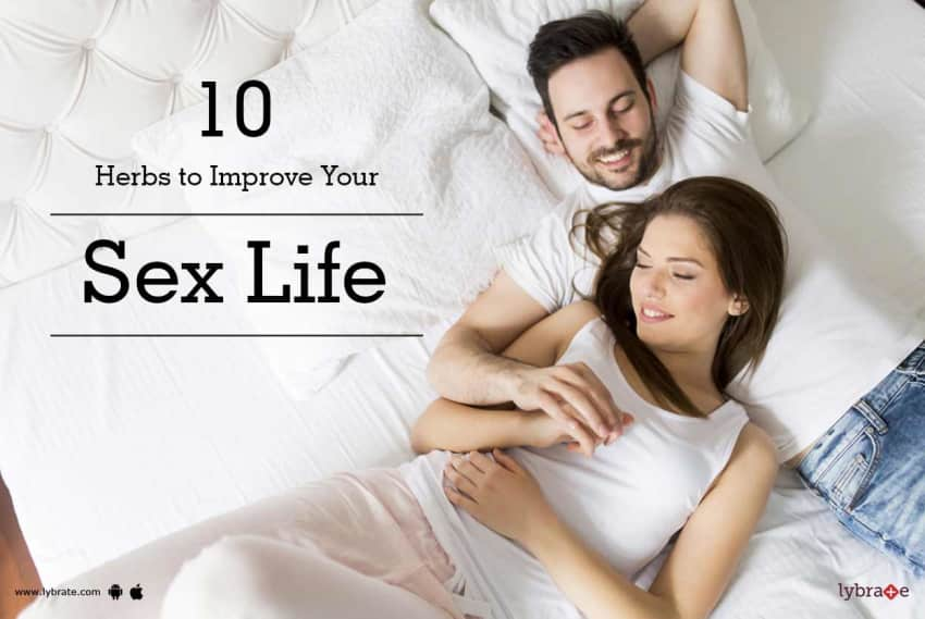 Sex life To inprove your