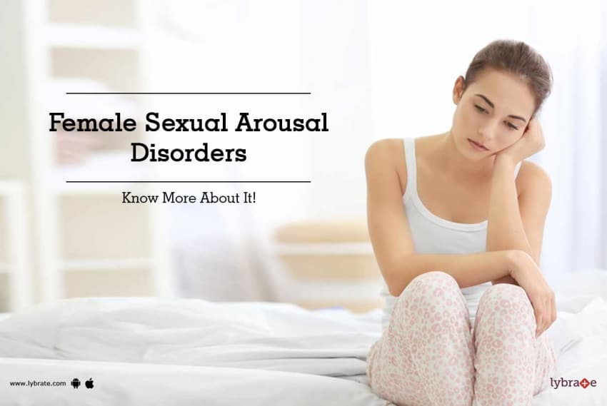 disorder in arousal women Sexual