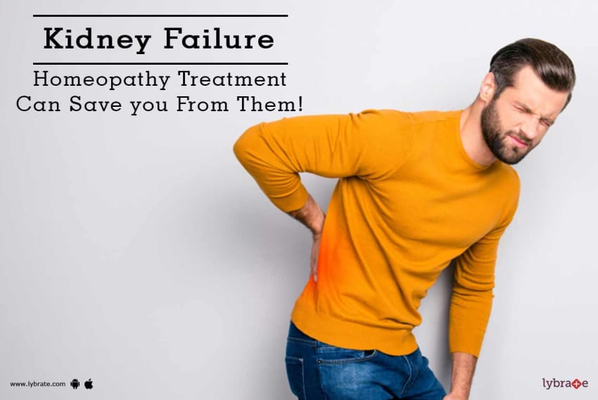 Kidney Failure And Homoeopathic Treatment By Dr Swarup Kumar Ghosh Lybrate