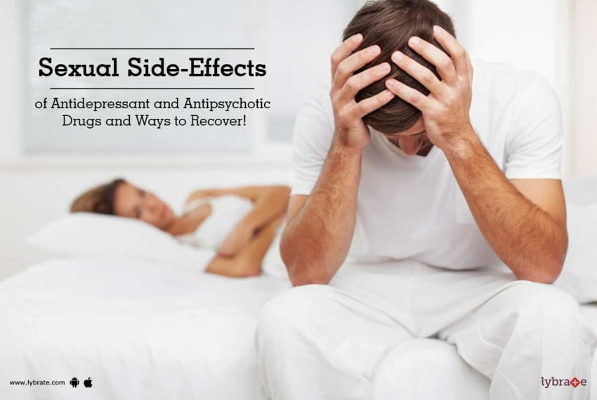 Sexual side effects of antidepressants