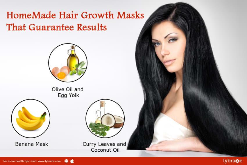 Homemade Hair Growth Masks That Guarantee Results By Dr Varun