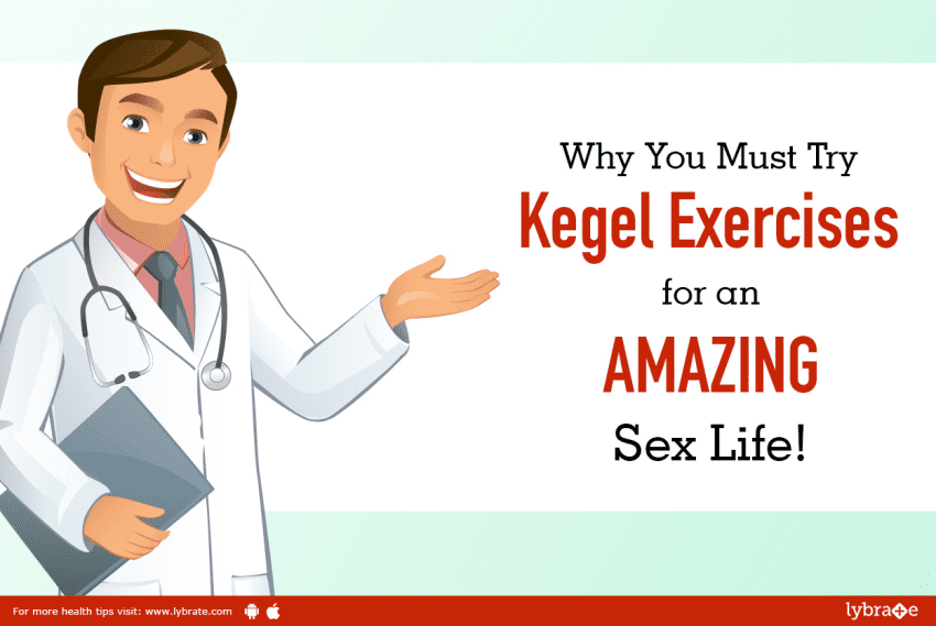 Sexual benefits of kegel exercises