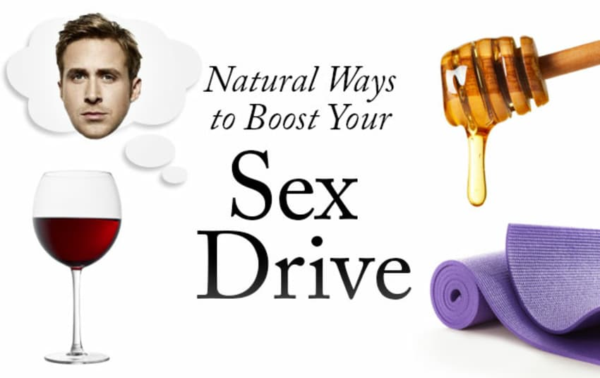 How to boost sex drive male