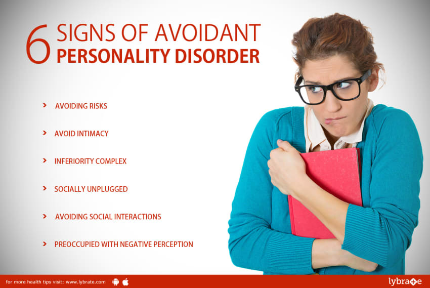 Living with avoidant personality disorder