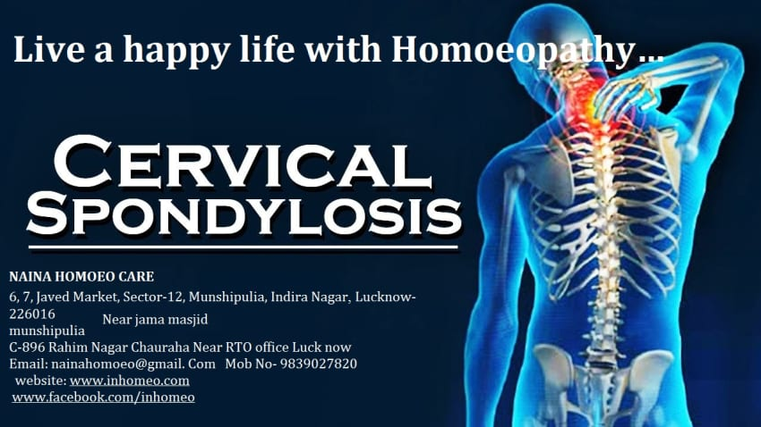 Best Homeopathic Treatment For Cervical Spondylosis And Neck Pain ...