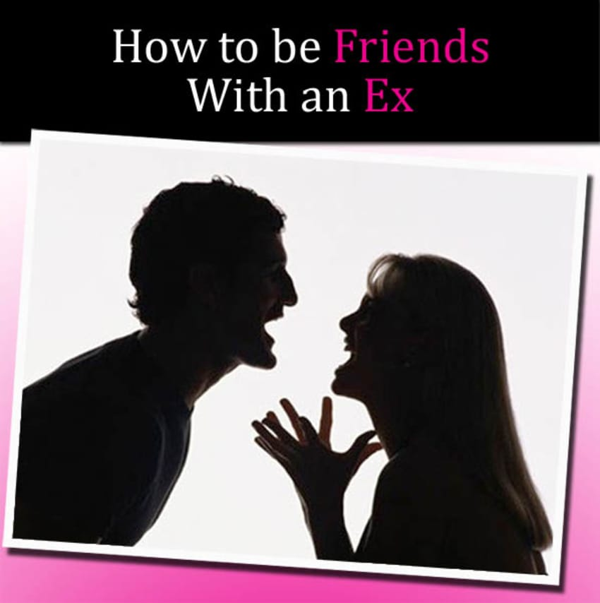 How to be friends with your ex wife