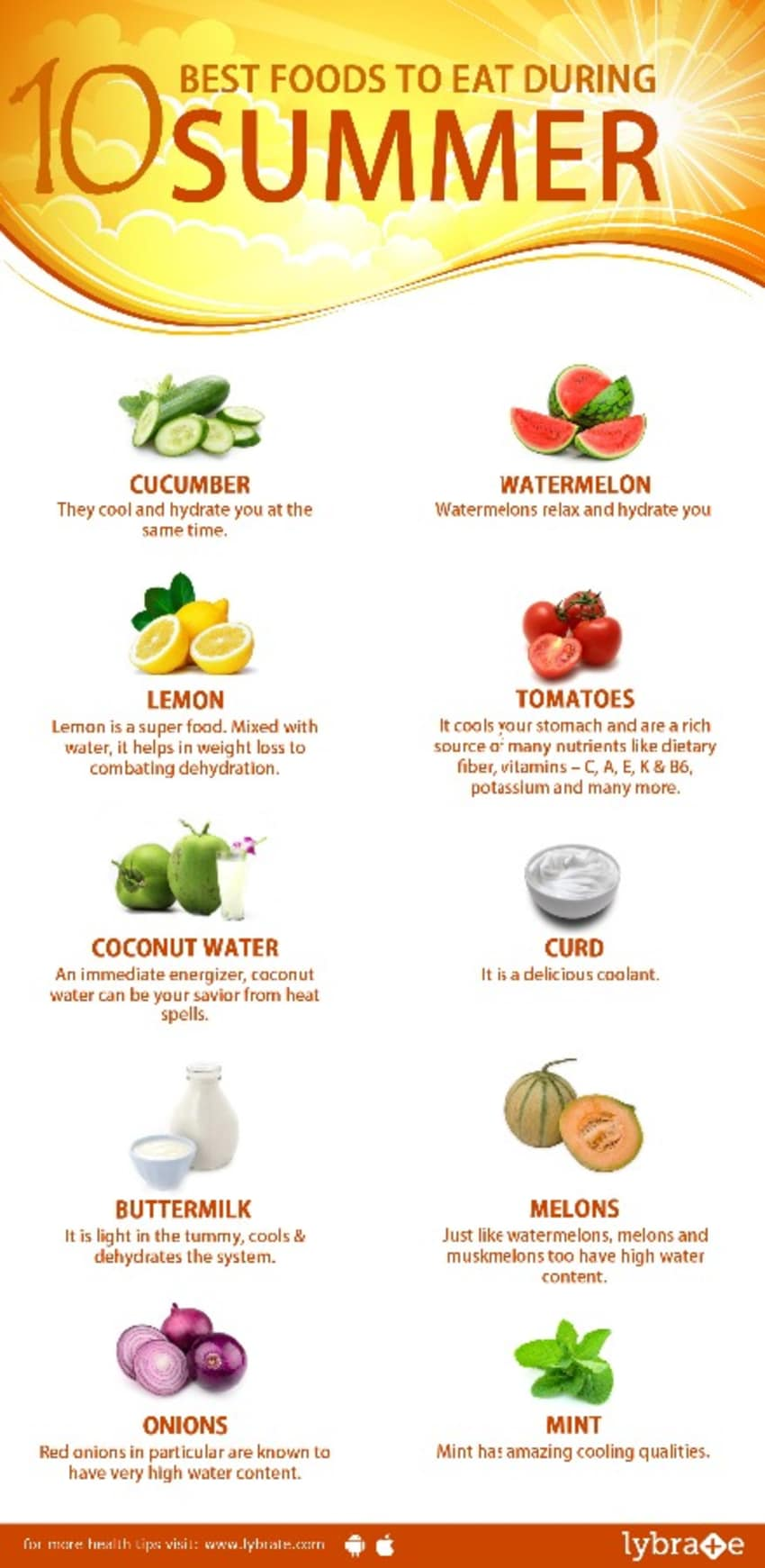 10 Power Foods To Keep You Healthy