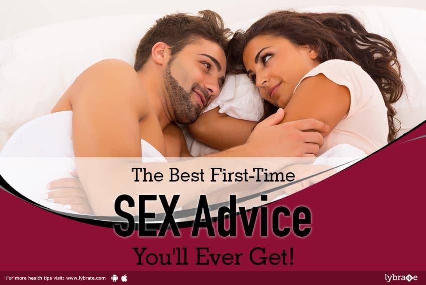 Advice on 1st time sex