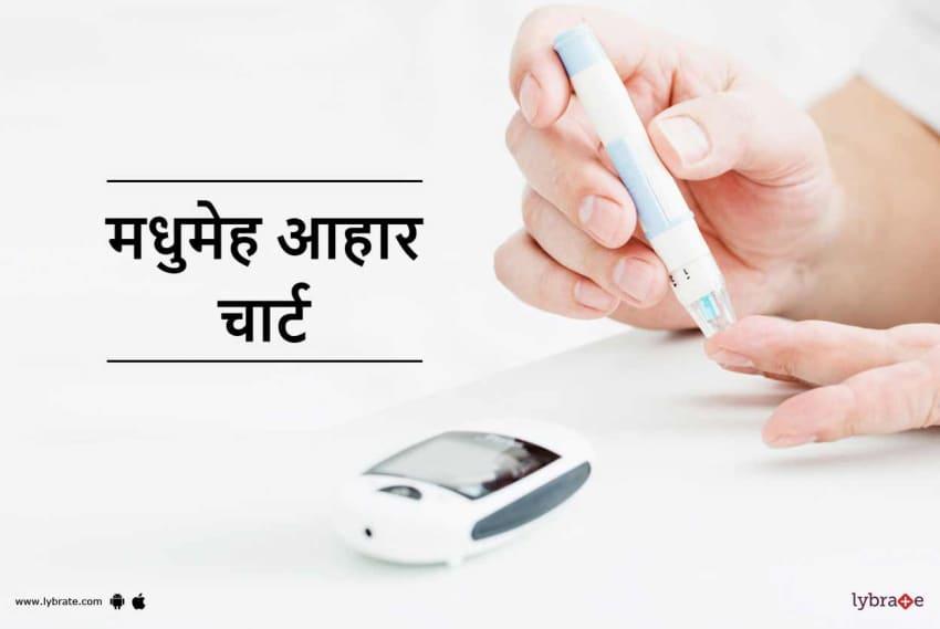 Diabetes Diet Chart In Hindi मध म ह आह र च र ट By
