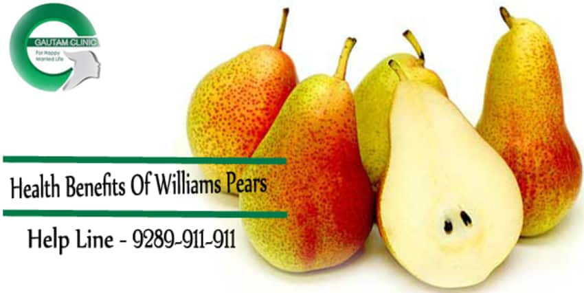 Asian pears benefits