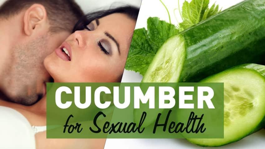 Sex enhancer Cucumber