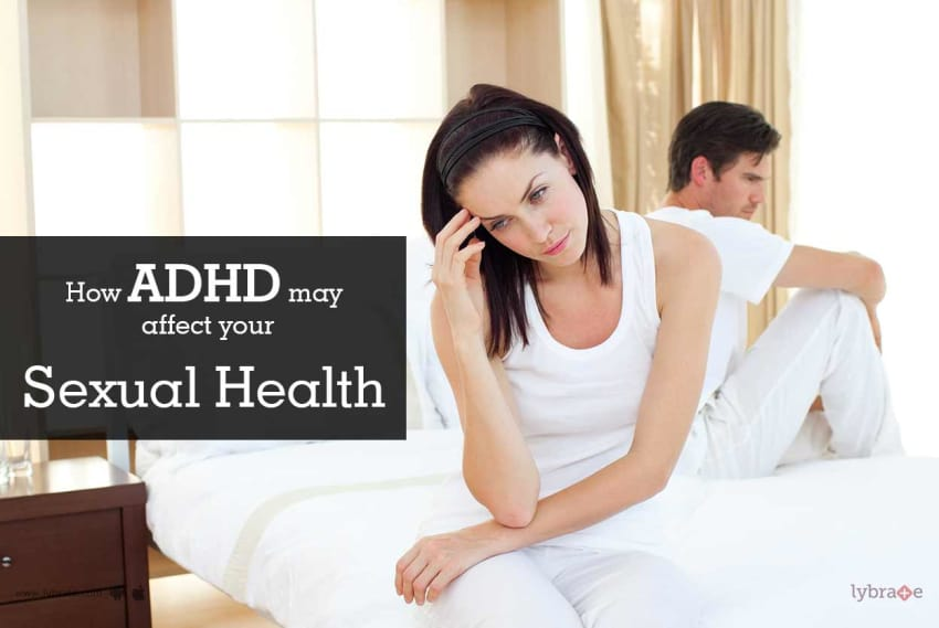 Hyper sexuality and adhd