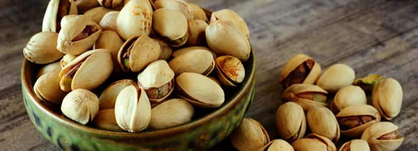 Health benefits of pistachios nuts for sexual health