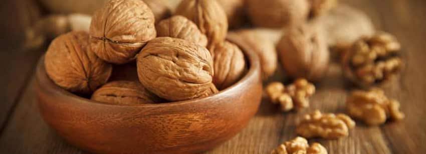 Sexual health benefits of walnuts