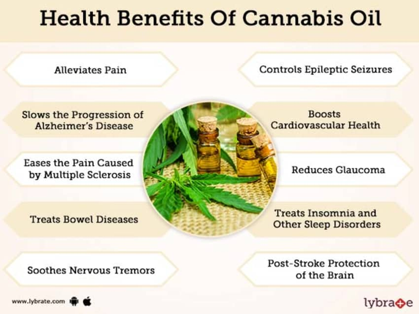 Benefits of Cannabis Oil And Its Side Effects | Lybrate
