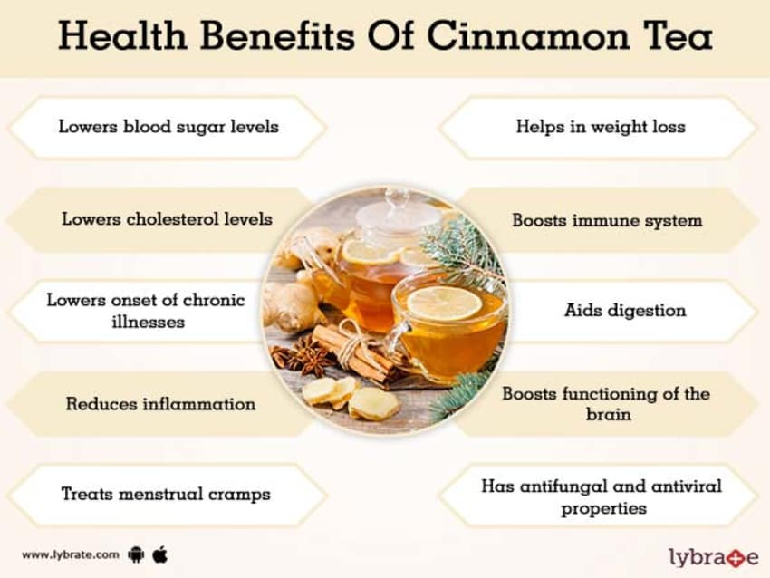 Benefits of Cinnamon Tea And Its Side Effects | Lybrate