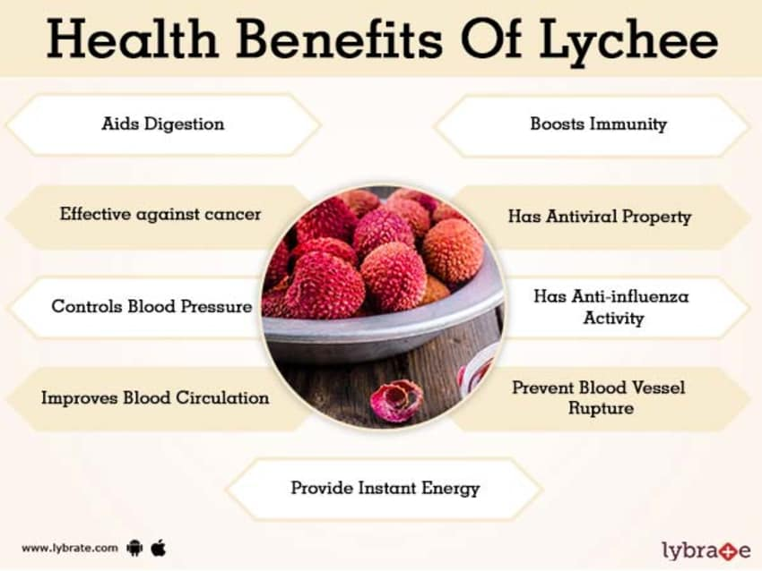 Lychee Benefits And Its Side Effects | Lybrate