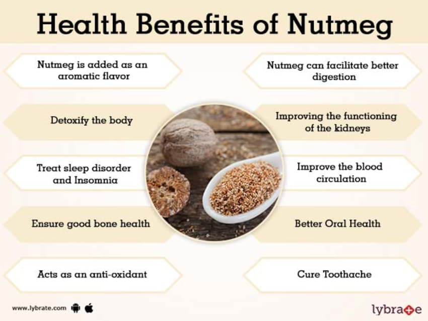 Benefits of Nutmeg And Its Side Effects | Lybrate