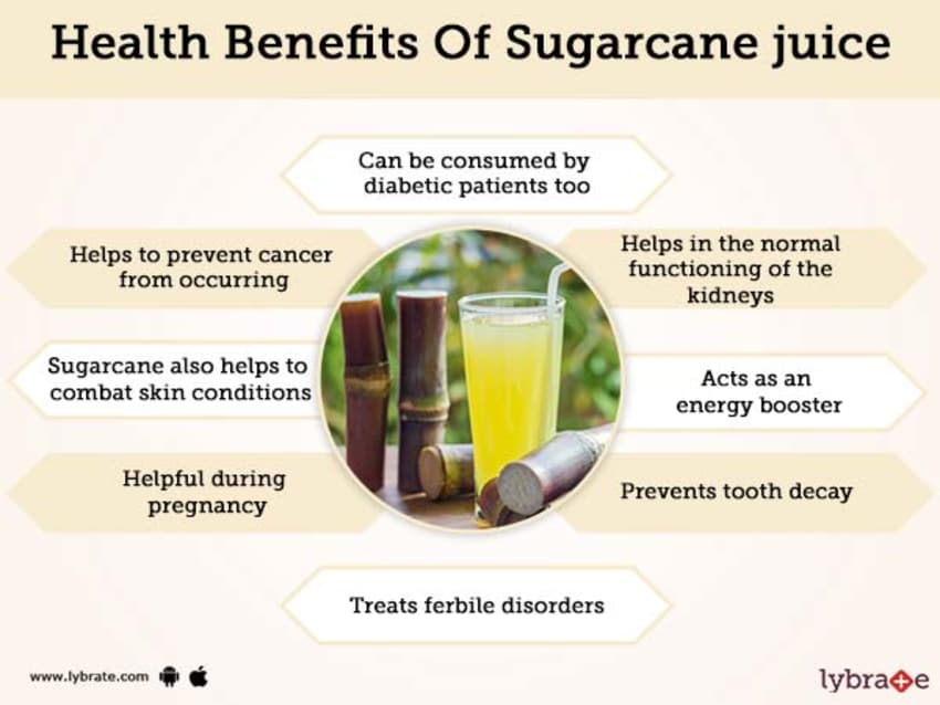 sugarcane juice benefits and its side effects lybrate