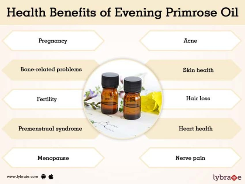 Evening Primrose Oil Benefits And Its Side Effects Lybrate