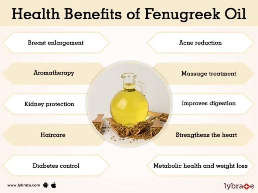 Fenugreek Oil Benefits And Its Side Effects | Lybrate