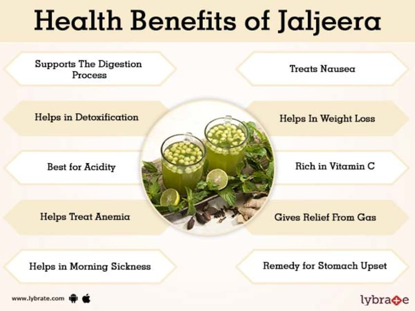 Jaljeera Benefits And Its Side Effects | Lybrate