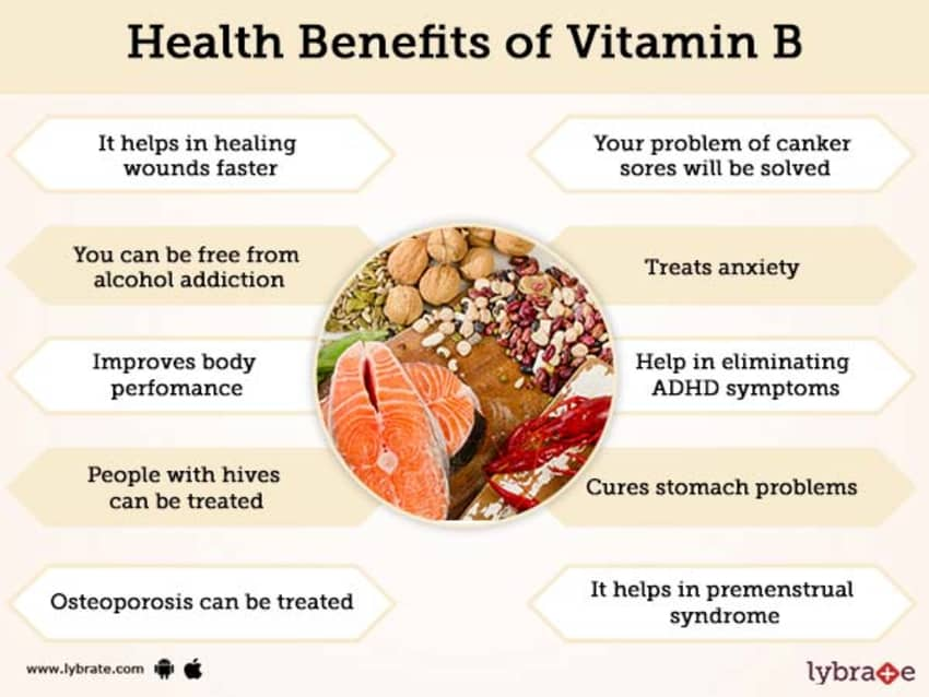 Vitamin B Benefits, Sources And Its Side Effects   Lybrate