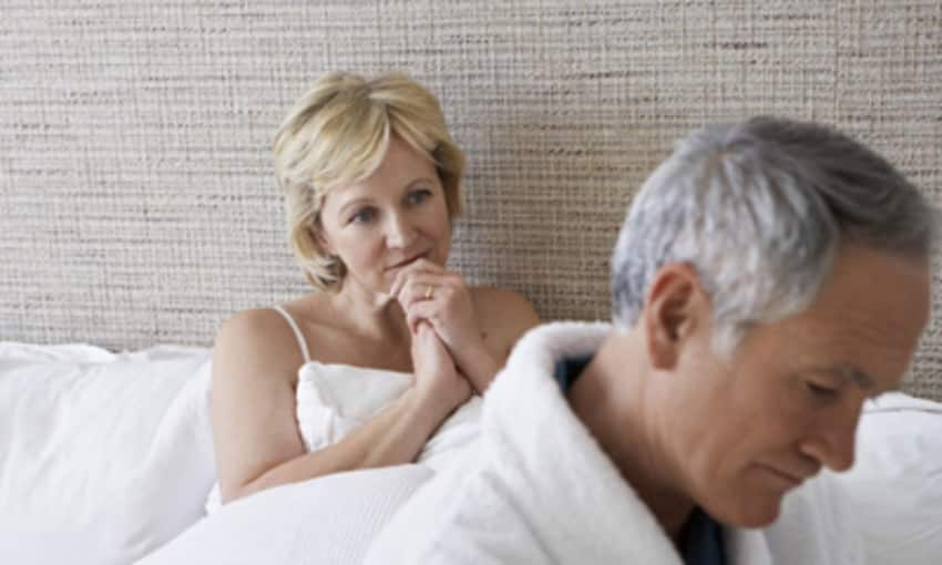 Senior sex erictile dysfunction