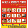 Aanusa Homoeo Clinic Lucknow