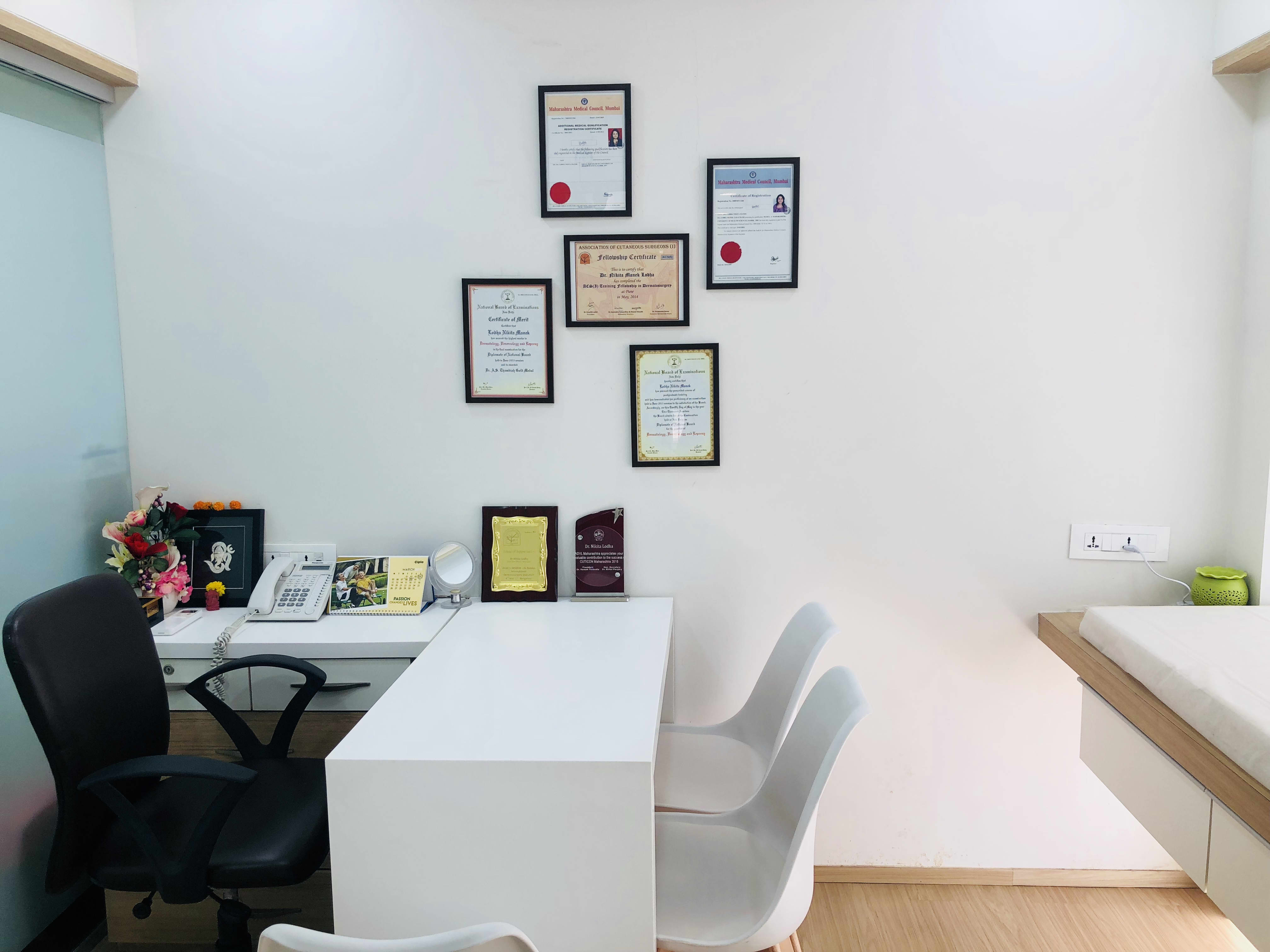 Lady Dermatologists in Thane - Book Instant Appointment