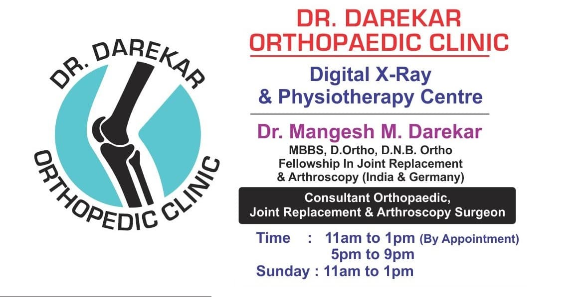Orthopedic Doctor in Swargate, Pune - Book instant